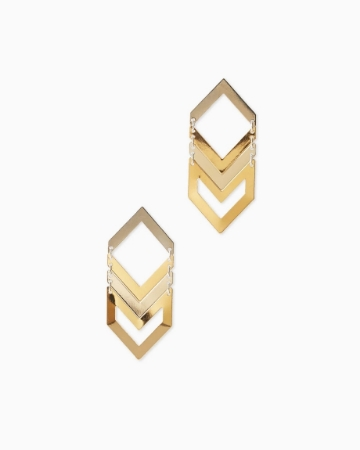 Picture of Filigree Drop Earrings
