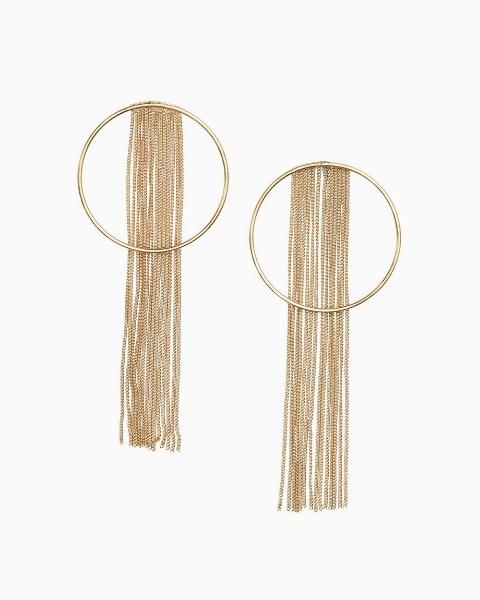 Picture of Tassel Drop Earrings