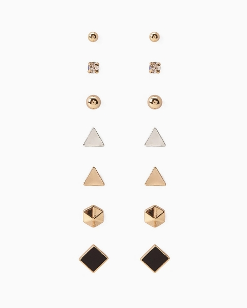 Picture of Pearl U-Shaped Studs