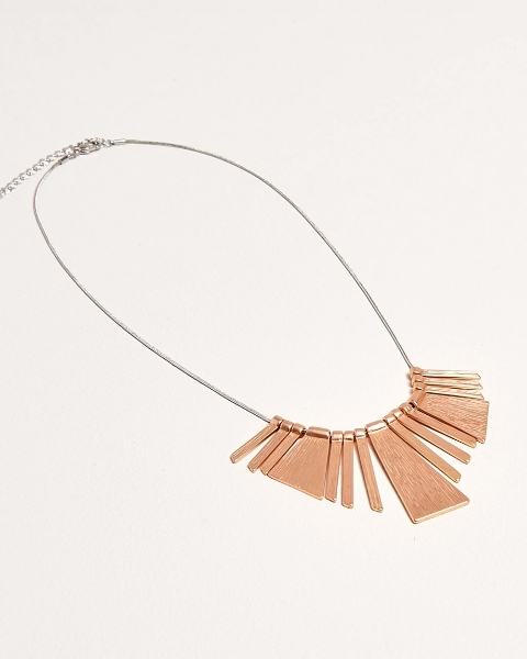 Picture of Teardrop Statement Necklace