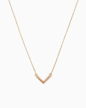 Picture of Bar Pendant Layered Necklace