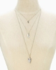 Picture of Faux Stone Pendant Necklace