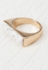 Picture of Stone Teardrop Ring