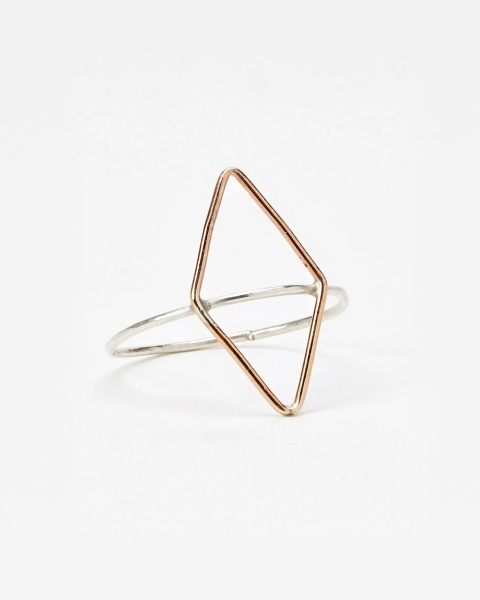 Picture of Faux Delicate Ring