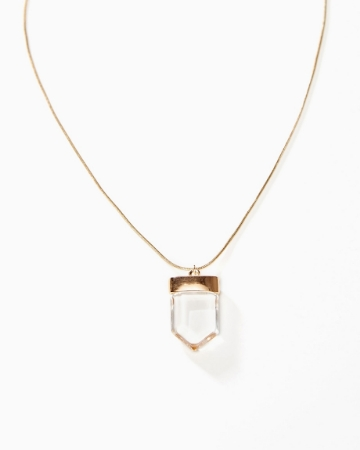 Picture of Crystal Longline Necklace